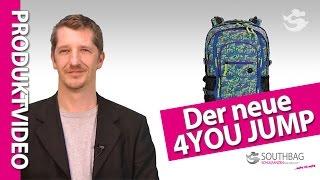 4You Schulrucksack Jampac/Jump - Produktvideo