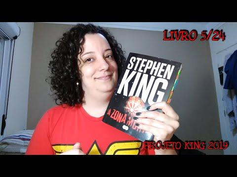 PROJETO KING 2019 LIVRO 5 -  A ZONA MORTA -  RESENHA