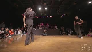 Wild Foxy VS Em Fatale [WaackFinals] - Ladies of Hip-Hop Toronto 2017