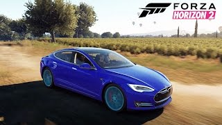 Forza Horizon 2 - Tesla Model S