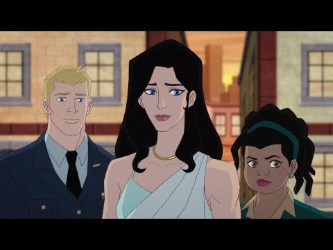 """Wonder Woman: Bloodlines - """"Diana Meets the Kapatelis Family"""" (Exclusive)"""