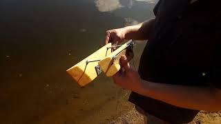 Кораблик или санки как рыболовная снасть