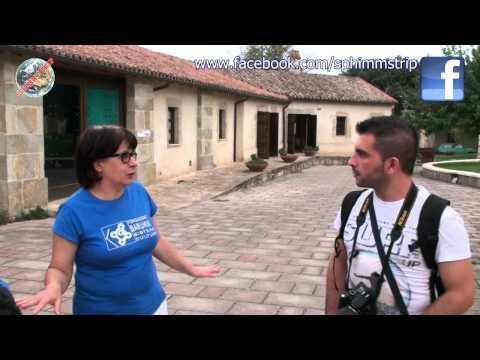 """Sardegna : Barumini """"Il museo Zapata"""""""