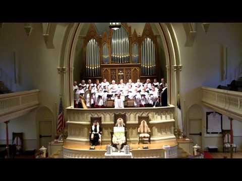 Wesley Monumental United Methodist Church Choir: Norden's Sanctus