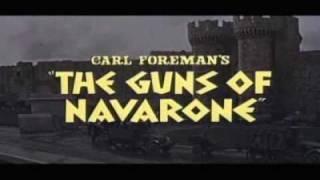 The Guns of Navarone (1961) Video