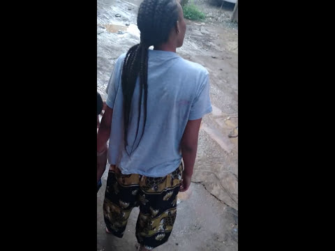 Girl fight in Nairobi