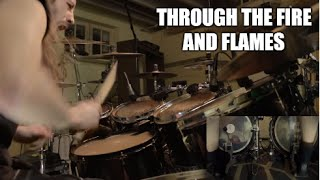 Down In Flames - FreyaFire And The Flames Dragonforce
