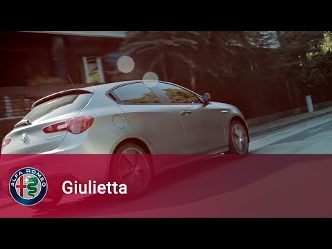 New Giulietta: real Alfa Romeo driving pleasure