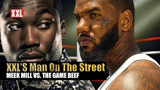 Fans Give Their Thoughts on The Game vs. Meek Mill Beef