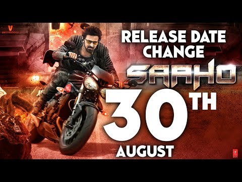 Saaho Release Date Out | Prabhas Big Decision Not To Clash With Mission Mangal And Batla House
