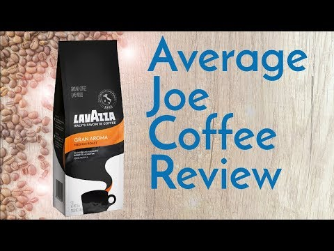 What's that smell? It's Lavazza Gran Aroma (coffee review)