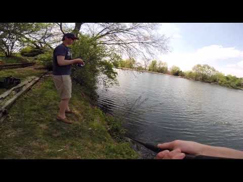 Pond Fishing SPH Style