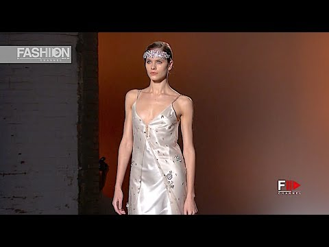 MENCHEN TOMAS 080 Barcelona Fashion Week Spring Summer 2020 - Fashion Channel