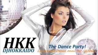 MEGA DANCE MUSIC '90-2000 (The Best Dance Music Party) DJ HOKKAIDO