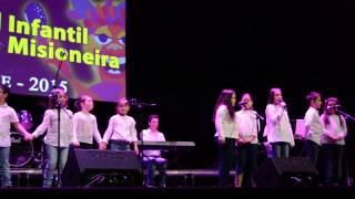 preview picture of video 'Yo también quiero - Festival de la Canción Misionera Ourense 2015'