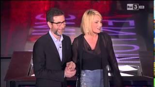 Simona Ventura - Che Tempo Che Fa 22/03/2015