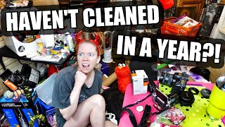 I Haven't Cleaned My Room In A Year?! - Extreme Room Cleanup/Declutter (Timelapse) by GRAV3YARDGIRL