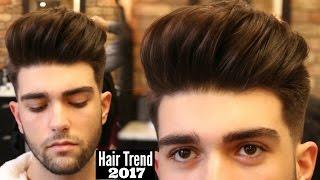 BIG VOLUME QUIFF - Mens Haircut & Hairstyle Trend 2020 Tutorial