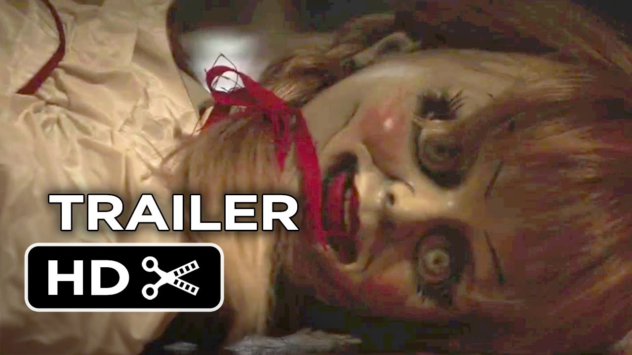 Annabelle Official Trailer #1 (2014) – Horror Movie HD