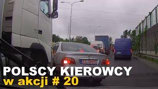Polscy Kierowcy W Akcji #20 🚗