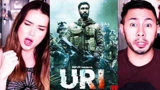 URI | Vicky Kaushal | Review | Spoiler-Free w/ Spoiler Warning!