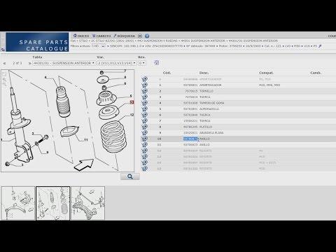 Como buscar referencias de piezas para tu coche - DIY