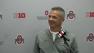 Urban Meyer: Ohio State weekly press conference, Purdue preview