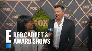 "E! Live | Tom Welling Reveals Why He Wanted to Do ""Lucifer"" (25.09.17)"
