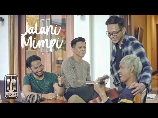 NOAH - Jalani Mimpi (Official Lyric Video)
