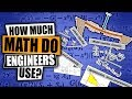How Much Math do Engineers Use