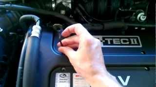 How To Replace Spark Plugs On Holden Barina TK Model 2005 2011