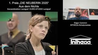 """""""Aus dem Nichts"""" – 1. Preis DIE NEUBERIN 2020"""