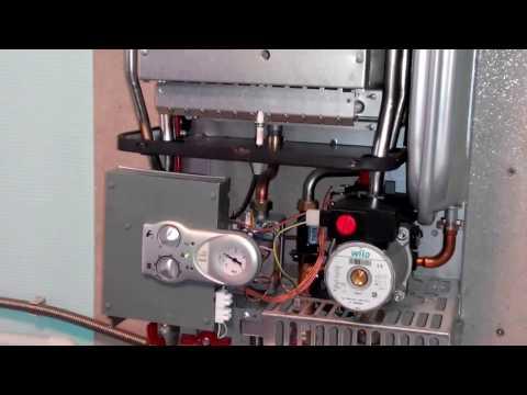 Газовый котел Ferroli (Ферроли) Ремонт датчика-реле давления!!!
