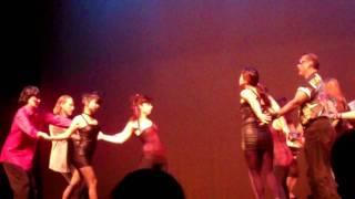 "Ballroom Dance Class - Fall 2011 - ""We're Not Gonna Take It"""