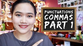 Comma Chameleon Part 1 - Punctuations - Civil Service and UPCAT Review