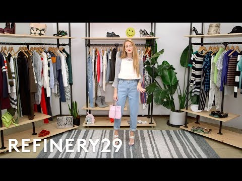 How To Wear Mom Jeans   Trend Takeout   Refinery29