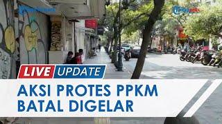 Pengibaran Bendera Putih sebagai Bentuk Protes Aturan PPKM di Bandung Batal Digelar, Ini Alasannya!