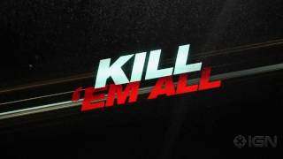 Kill'em All Movie Trailer Jean-Claude Van Damme is Back (2017)