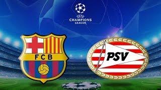 Jadwal Live RCTI Liga Champions 2018, Barcelona vs PSV Eindhoven