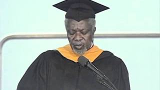 Kofi Annan's Commencement Address @ Columbia University's School of International and Public Affairs