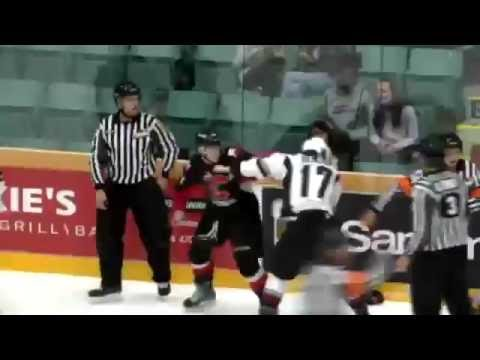 Colby McAuley vs. Tyler Benson