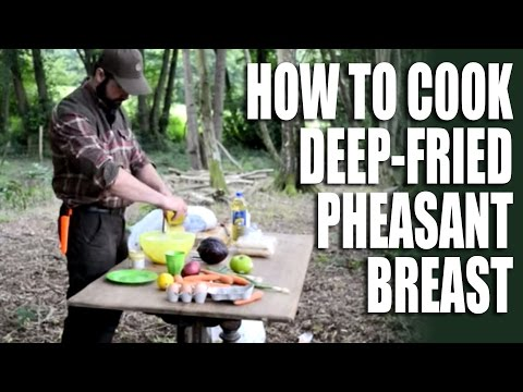 Delicious Deep-Fried Pheasant Breast – the Pre-Season Freezer Pleaser