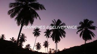 CHVRCHES - Deliverance (Sub. Español)