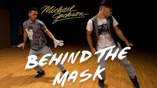 Michael Jackson   Behind The Mask  (Dance Video) Choreography | MihranTV