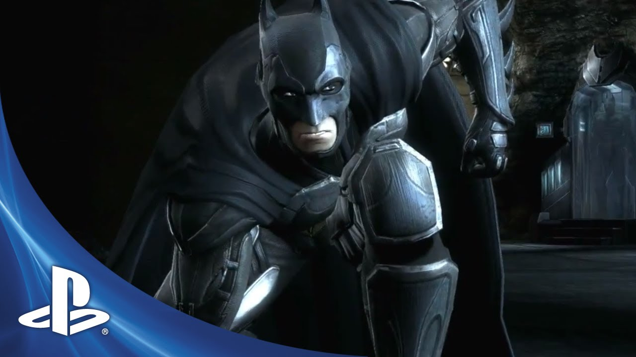 More Than Mortal: Behind the Scenes of Injustice: Gods Among Us