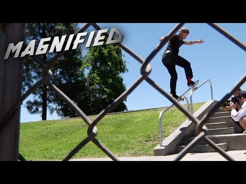 Magnified: Dakota Servold