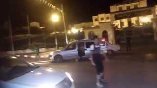 preview picture of video 'Algerie Vs russie 26 juin2014 tlemcen drift'