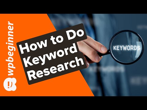 How I Easily Find Keywords For My Website
