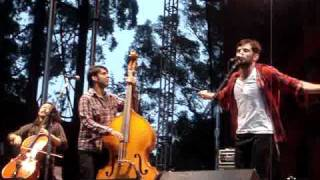 Blue Ridge Mountain Blues - The Avett Brothers at Hardly Strictly Bluegrass, 10/3/10