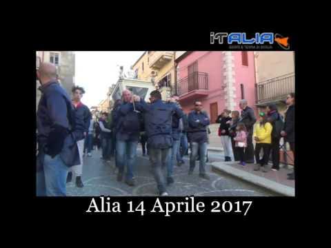 Processione Venerd� Santo - Alia 14 Aprile 2017 - 2^parte -